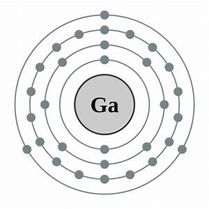 File Electron Shell 031 Gallium - No Label Svg