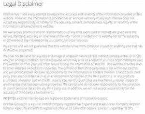 disclaimer template for training manual With legal advice disclaimer template