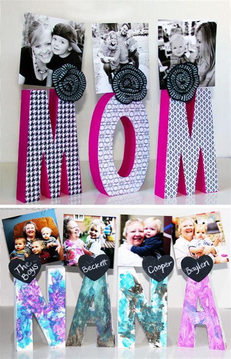heartfelt diy gifts  mom