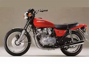 Kawasaki Z650 1977 - Fiche Moto