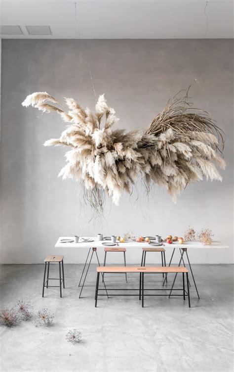 interior design  dreamy pampas grass decor ideas