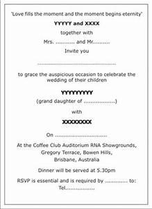Hindu Wedding Invitation Wordings,Hindu Wedding Wordings ...