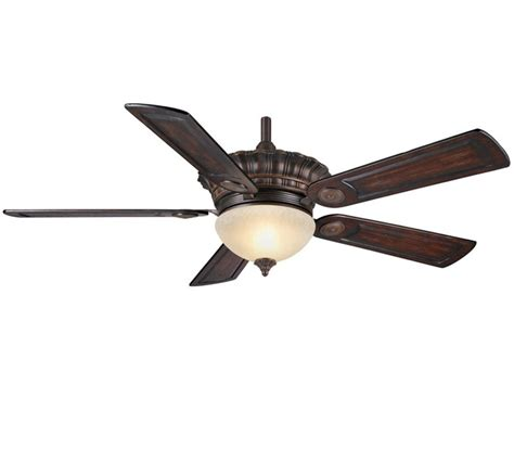 Ceiling Fan Uplight by Casablanca 59057 Alessandria Brushed Cocoa Uplight 54