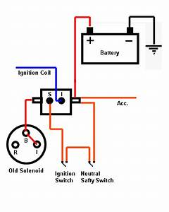 Push On Starter Switch Wiring Diagram
