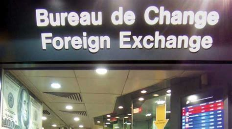 bureau de change 11 fg descends on bureau de change operators to boost naira