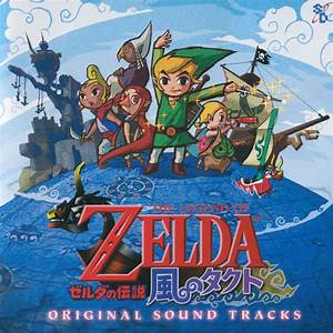 The Legend Of Zelda The Wind Waker Zeldapedia The