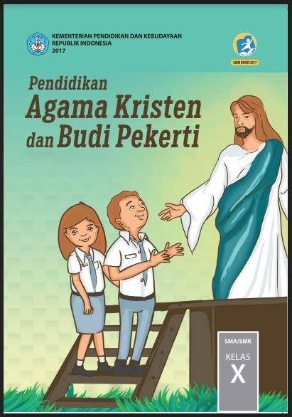 buku pendidikan agama kristen  budi pekerti kelas