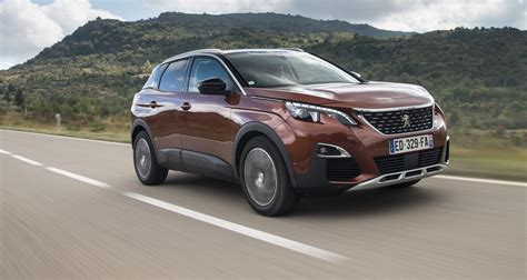 Peugeot 3008 Specs by 2018 Peugeot 3008 Pricing And Specs New Suv Touches