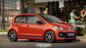 Volkswagen Up : volkswagen up gti rendered as a 5 door plus some worthersee videos autoevolution ~ Melissatoandfro.com Idées de Décoration