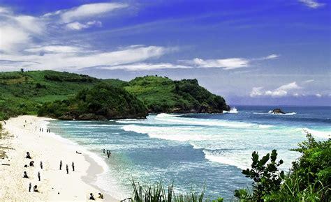indahnya pantai tambakrejo   diketahui oleh