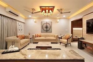 3 BHK Flat Interiors The Oak Woods Vadodara Studio7