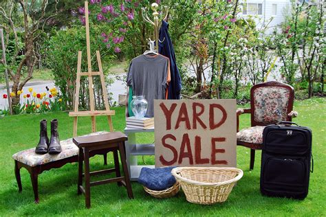 21 Dos and Don'Ts for Yard Sale Shoppers