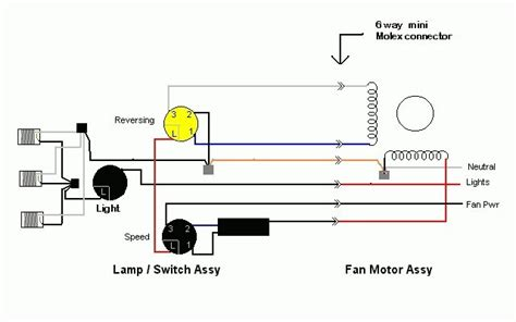 Hampton Bay Ceiling Fan Chain Switch Wiring Diagram
