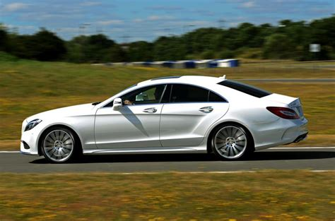 Mercedes-benz Cls 350 Bluetec First Drive Review