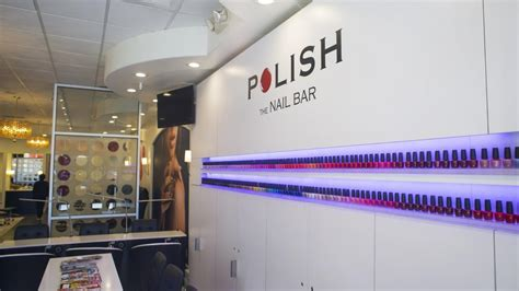 The Nail Bar, Jacksonville, Fl
