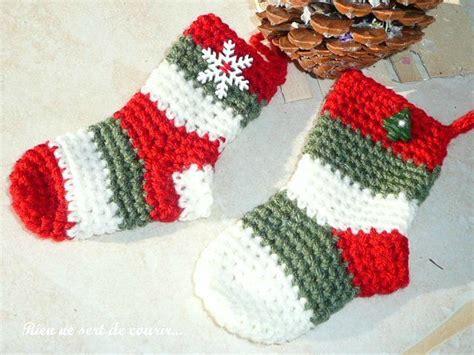 chaussettes de noel   petit dernier rien ne sert