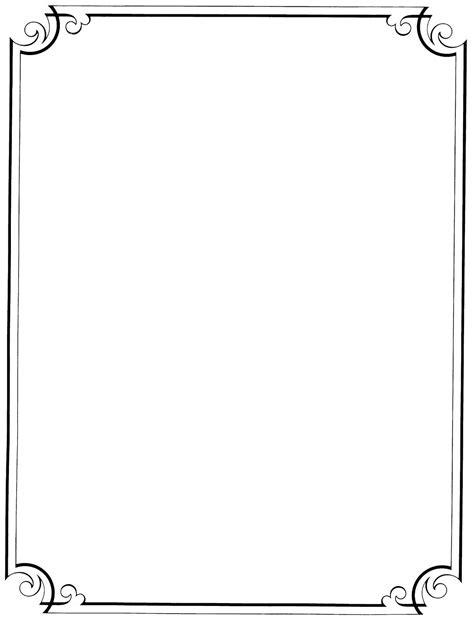 pin  rhea shrestha  drawings printable border