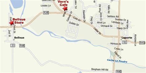 Fort Collins Studio Tour 2013 | Map to Bellvue, Colorado ...