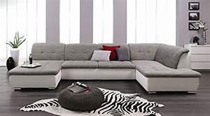 Couchgarnitur U Form : wohnlandschaften und andere sofas couches von arbd online kaufen bei m bel garten ~ Orissabook.com Haus und Dekorationen
