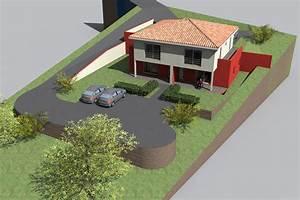 plan de sa maison elegant beautiful dessiner les plans de With good creer plan de maison 8 maison contemporaine sur un terrain en pente