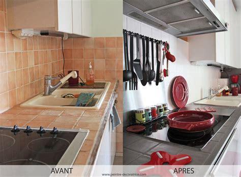 recouvrir carrelage cuisine plan de travail recouvrir plan de travail cuisine cuisine complte jasny