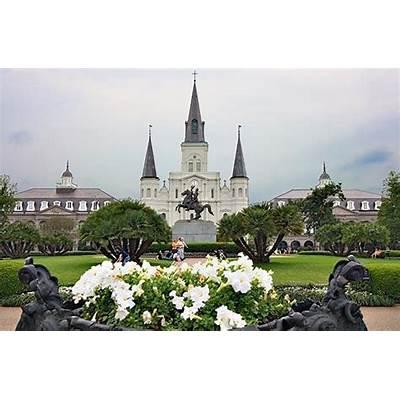 Jackson Square - New Orleans Louisiana