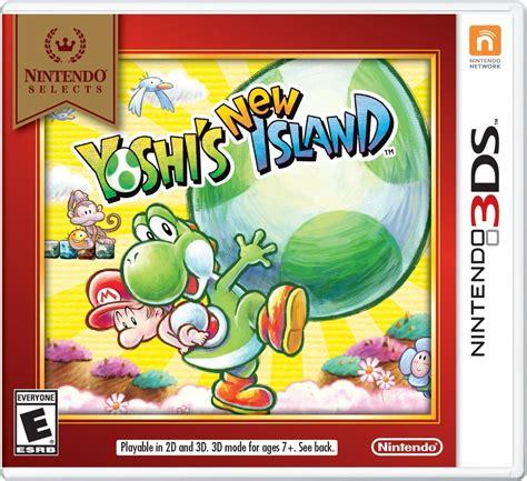 Nintendo Selects Yoshis New Island 3ds Yoshi Reunites