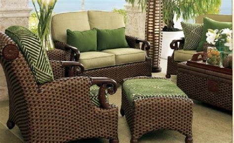 home design bahama outdoor furniture brown rattan
