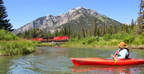 Canoes Edmonton by Canoeing Around Edmonton Alberta Canada