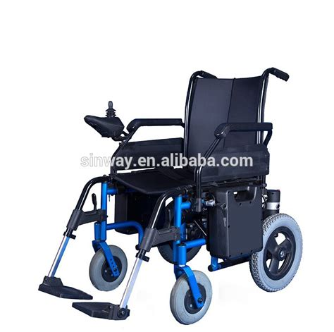 manufacturer foldable electric wheelchair special price