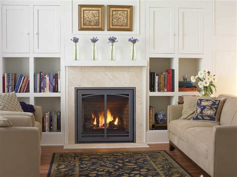 Regency Bxte Direct-vent Gas Fireplace-new England