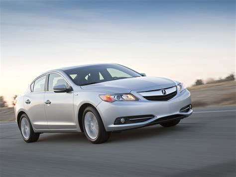 Used Acura Ilx Hybrid by Acura Ilx Hybrid 2014 Car Pictures 66 Of 140