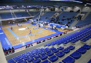 [ Saint Quentin ] Palais des sports (3700) SQBB : Basket