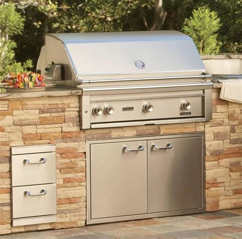 built in gas grills for outdoor kitchens decor references