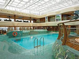Best cruise ship sundecks for Indoor pool with retractable roof