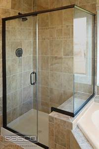 Modern glass shower door with doors waterbury bristol west for Glass room bathroom chateau marmont