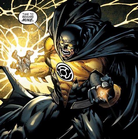 batman vs green lantern comic yellow lantern superman vs yellow lantern batman battles comic vine
