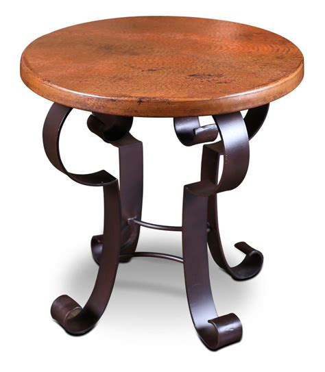 copper side table property copper side table copper side table