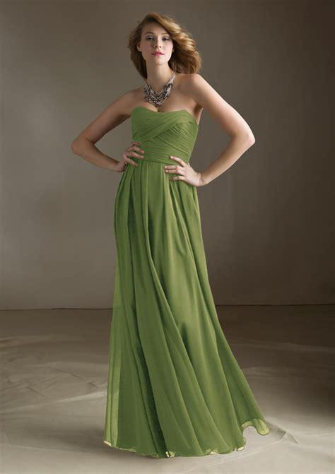 long luxe chiffon bridesmaid dress style  morilee