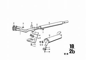 Bmw 2002 Clamp  Exhaust  System