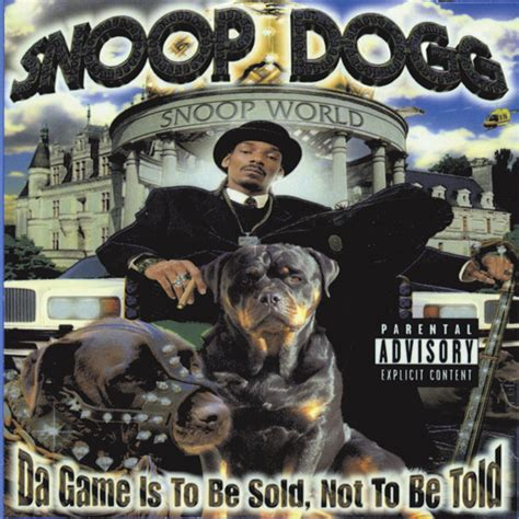 snoop dogg da game    sold    told