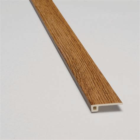 oak floor transition strips shop smartcore ultra 1 38 in x 94 in lexington oak vinyl multi purpose floor transition strip at