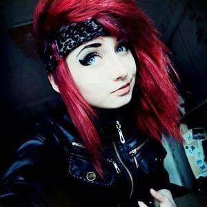 60 Creative Emo Hairstyles for Girls