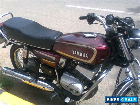 second yamaha rx 135 in bangalore the yamaha rx 135 with 4 speed gear box of 2002