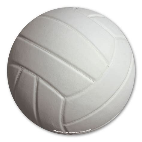 Volleyball 3d Magnet Magnet America