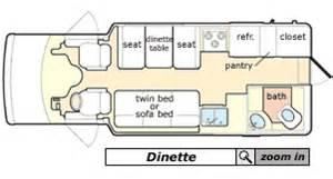 fretz rv chinook desitny floorplans
