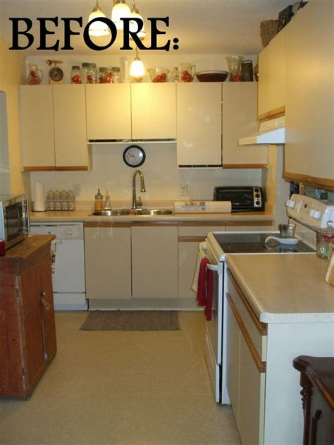 laminate kitchen cabinets makeover 9 best images about diy kitchen cabinet makeover on