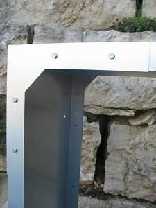 Regal 1m Hoch : kaminholzregal metall 1 7m x 1 0 m verzinkt ohne dekor ~ Indierocktalk.com Haus und Dekorationen