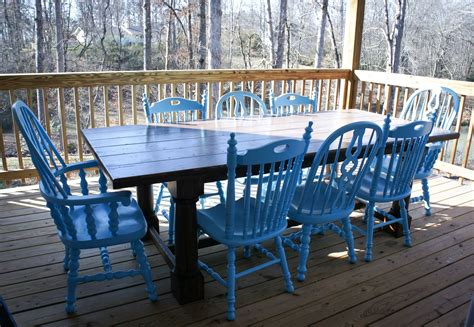 outdoor farmhouse dining table outdoor dining the first farmhouse table charming ollie