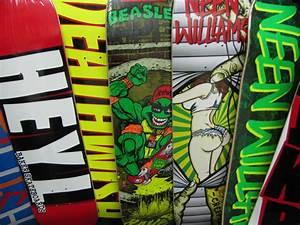 Creature Skate Wallpaper - WallpaperSafari